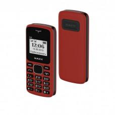 Телефон Maxvi C23 Red-Black