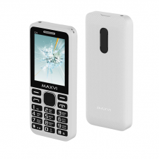 Телефон Maxvi C25 White