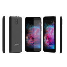 Смартфон MAXVI MS502 Orion Black