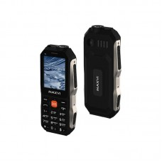 Телефон Maxvi T1 Black
