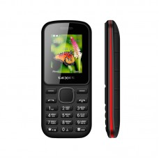 Телефон Texet TM-130 Black/Red