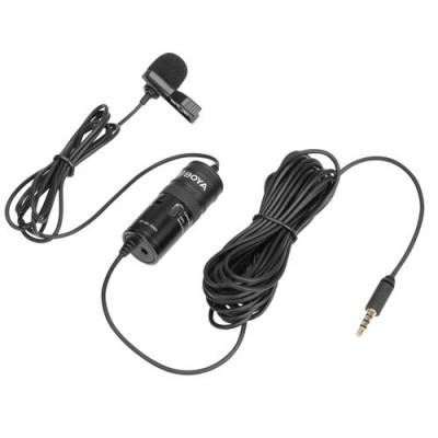 Петличный микрофон Boya BY-M1 PRO купить по цене 1881 руб с доставкой по РФ