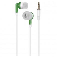 Наушники OXION Simple EPO104 Green (EPO104GR)