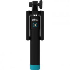 Монопод для селфи Ritmix RMH-350BT Black/Blue