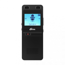 Диктофон Ritmix RR-910 4GB Black