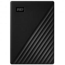 Внешний диск HDD 1TB WD My Passport (WDBYVG0010BBK-WESN)
