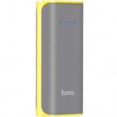 Внешний аккумулятор HOCO 5200 mAh B21 Grey