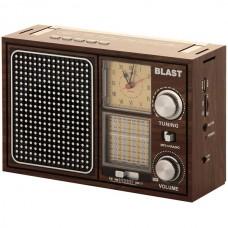 Радиоприёмник Blast BPR-912 коричневый