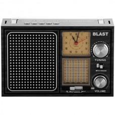 Радиоприёмник Blast BPR-912 черный