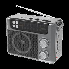 Радиоприёмник Ritmix RPR-200 серый