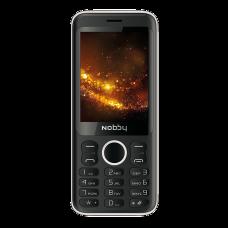 Телефон Nobby 321 черно-золотой