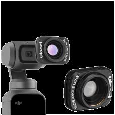 Объектив Ulanzi OP-5 Wide Angle Lens для Osmo Pocket