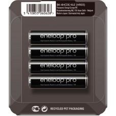 Аккумулятор Panasonic Eneloop PRO 900 mAh 4BP (BK-4HCDE/4LE)
