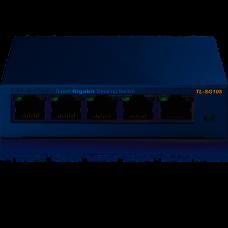 Гигабитный 5-портовый коммутатор TP-Link TL-SG105