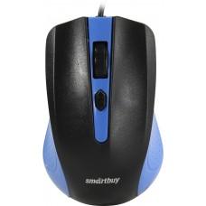 Мышь Smartbuy One 352 синяя/черная (SBM-352-BK)