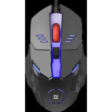 Проводная мышь Defender Ultra Gloss MB-490 (52490)