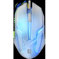 Мышь проводная Defender Cyber MB-560L (52561)