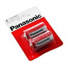 Элемент питания Panasonic C (R14) Red Zinc Carbon (R14REL/2BPR)