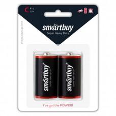 Элемент питания Smartbuy C (R14) SBBZ-C02B