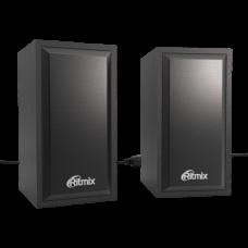 Колонки Ritmix SP-2052W черные
