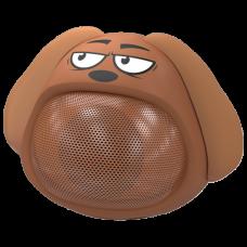 Портативная колонка Ritmix ST-111BT Puppy коричневая