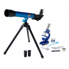 Микроскоп MP- 450 + телескоп (20351)
