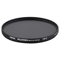 Поляризационный фильтр HOYA PL-CIR FUSION ANTISTATIC 37mm