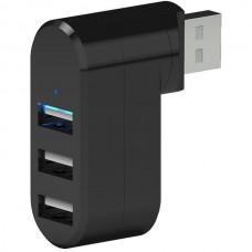 USB-хаб Ritmix CR-2301 3-порта