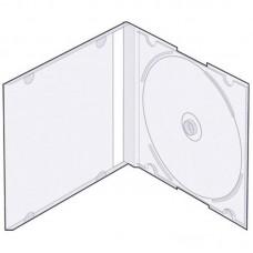 Футляр ST для 1-x CD 5mm Slim прозрачный (BX000695)