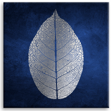 Репродукция Styler CA-11909 Голубой лист (CA11909)