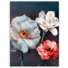 Репродукция Styler CA-12520 Красная роза