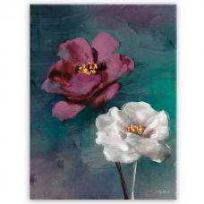 Репродукция Styler CA-12521 Фиолетовая Роза