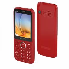 Телефон Maxvi K18 Red