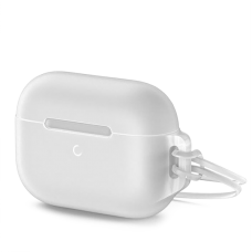 Чехол Baseus Let''s go Jelly Lanyard для iPods pro Белый