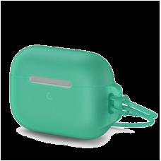 Чехол Baseus Let''s go Jelly Lanyard для iPods pro Зеленый