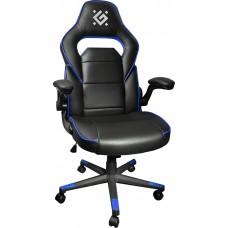 Игровое кресло Defender Corsair CL-361 черное/синее (64361)