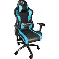 Игровое кресло Defender Interceptor CM-363 Blue (64363)
