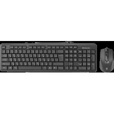 Клавиатура Defender Dakota C-270 + мышь (45270)