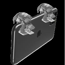 Контроллер Baseus Level 3 Helmet PUBG Gadget GA03 Белый камуфляж