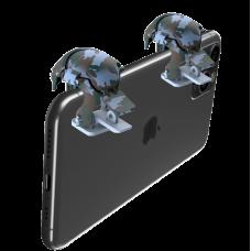 Контроллер Baseus Level 3 Helmet PUBG Gadget GA03 Синий камуфляж