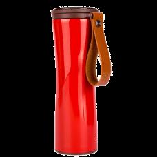 Термокружка Xiaomi Kiss Kiss Fish MOKA Smart Cup OLED 430мл Красная