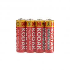 Элемент питания KODAK AA (R6) Extra Heavy Duty ZINC Солевая
