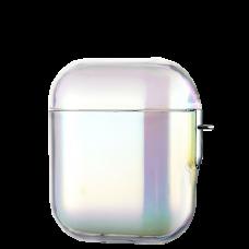 Чехол Kingxbar Nebula для Apple Airpods Аврора