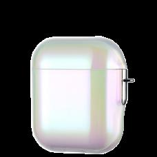 Чехол Kingxbar Nebula для Apple Airpods Жемчуг