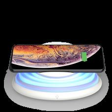 Беспроводная зарядка с лампой Momax Q.LED Rainbow