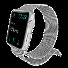 Ремешок X-Doria Mesh для Apple watch 42/44 mm Серебро