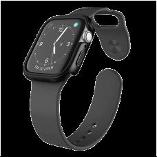 Чехол X-Doria Defense Edge для Apple Watch 44 мм Чёрный
