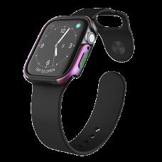 Чехол X-Doria Defense Edge для Apple Watch 44 мм Переливающийся