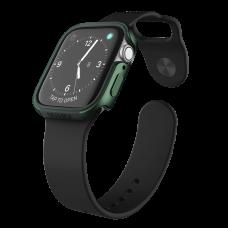 Чехол X-Doria Defense Edge для Apple Watch 44 мм Зеленый