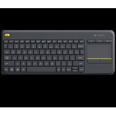 Клавиатура беспроводная Logitech K400 Plus Dark (920-007147)